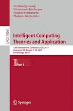 Intelligent Computing Theories and Application : 13th International Conference, ICIC 2017, Liverpool, UK, August 7-10, 2017, Proceedings, Part I