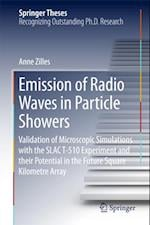 Emission of Radio Waves in Particle Showers (Springer Theses)