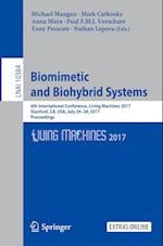 Biomimetic and Biohybrid Systems : 6th International Conference, Living Machines 2017, Stanford, CA, USA, July 26-28, 2017, Proceedings