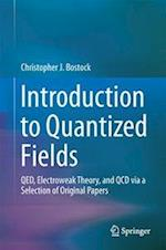 Introduction to Quantized Fields