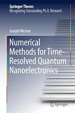 Numerical Methods for Time-Resolved Quantum Nanoelectronics