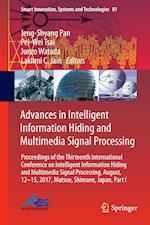 Advances in Intelligent Information Hiding and Multimedia Signal Processing : Proceedings of the Thirteenth International Conference on Intelligent In