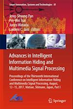 Advances in Intelligent Information Hiding and Multimedia Signal Processing (Smart Innovation, Systems and Technologies)