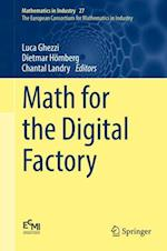 Math for the Digital Factory