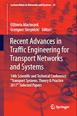Recent Advances in Traffic Engineering for Transport Networks and Systems : 14th Scientific and Technical Conference