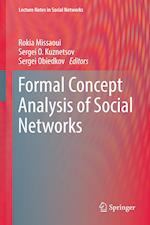 Formal Concept Analysis of Social Networks (Lecture Notes in Social Networks)