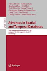 Advances in Spatial and Temporal Databases : 15th International Symposium, SSTD 2017, Arlington, VA, USA, August 21 - 23, 2017, Proceedings