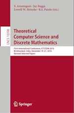 Theoretical Computer Science and Discrete Mathematics : First International Conference, ICTCSDM 2016, Krishnankoil, India, December 19-21, 2016, Revis