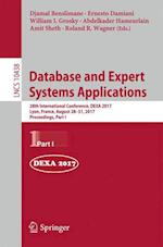 Database and Expert Systems Applications : 28th International Conference, DEXA 2017, Lyon, France, August 28-31, 2017, Proceedings, Part I