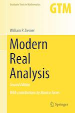 Modern Real Analysis (GRADUATE TEXTS IN MATHEMATICS, nr. 278)