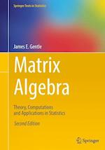 Matrix Algebra (Springer Texts in Statistics)