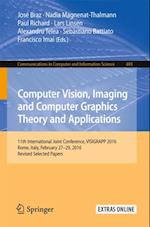 Computer Vision, Imaging and Computer Graphics Theory and Applications (Communications in Computer and Information Science)