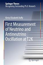First Measurement of Neutrino and Antineutrino Oscillation at T2K