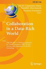 Collaboration in a Data-Rich World : 18th IFIP WG 5.5 Working Conference on Virtual Enterprises, PRO-VE 2017, Vicenza, Italy, September 18-20, 2017, P