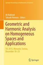 Geometric and Harmonic Analysis on Homogeneous Spaces and Applications (Springer Proceedings in Mathematics & Statistics, nr. 207)