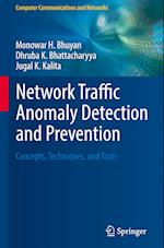 Network Traffic Anomaly Detection and Prevention (Computer Communications and Networks)