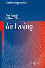 Air Lasing (Springer Series in Optical Sciences, nr. 208)