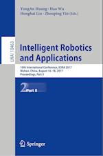 Intelligent Robotics and Applications : 10th International Conference, ICIRA 2017, Wuhan, China, August 16-18, 2017, Proceedings, Part II