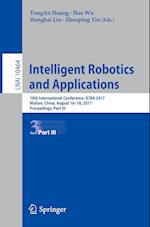 Intelligent Robotics and Applications : 10th International Conference, ICIRA 2017, Wuhan, China, August 16-18, 2017, Proceedings, Part III