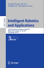 Intelligent Robotics and Applications (Lecture Notes in Computer Science)