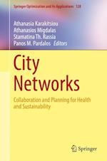 City Networks : Collaboration and Planning for Health and Sustainability
