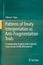 Patterns of Treaty Interpretation as Anti-Fragmentation Tools