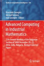 Advanced Computing in Industrial Mathematics : 11th Annual Meeting of the Bulgarian Section of SIAM December 20-22, 2016, Sofia, Bulgaria. Revised Sel