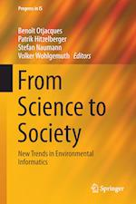 From Science to Society : New Trends in Environmental Informatics