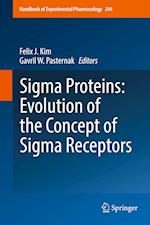 SIGMA Proteins (HANDBOOK OF EXPERIMENTAL PHARMACOLOGY, nr. 244)