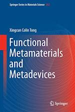 Functional Metamaterials and Metadevices (SPRINGER SERIES IN MATERIALS SCIENCE, nr. 262)