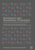Materiality and Managerial Techniques (Technology, Work and Globalization)