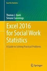 Excel 2016 for Social Work Statistics (Excel for Statistics)