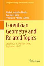 Lorentzian Geometry and Related Topics (Springer Proceedings in Mathematics & Statistics, nr. 211)