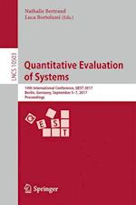 Quantitative Evaluation of Systems : 14th International Conference, QEST 2017, Berlin, Germany, September 5-7, 2017, Proceedings
