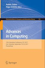 Advances in Computing : 12th Colombian Conference, CCC 2017, Cali, Colombia, September 19-22, 2017, Proceedings