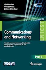 Communications and Networking : 11th EAI International Conference, ChinaCom 2016, Chongqing, China, September 24-26, 2016, Proceedings, Part I