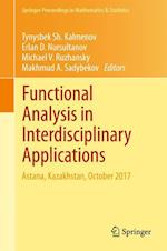 Functional Analysis in Interdisciplinary Applications (Springer Proceedings in Mathematics & Statistics, nr. 216)