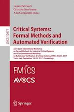 Critical Systems: Formal Methods and Automated Verification : Joint 22nd International Workshop on Formal Methods for Industrial Critical Systems and