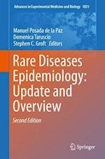 Rare Diseases Epidemiology: Update and Overview