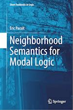 Neighborhood Semantics for Modal Logic
