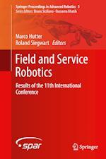 Field and Service Robotics (Springer Proceedings in Advanced Robotics, nr. 5)