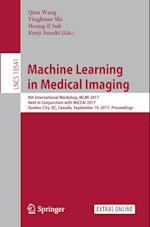 Machine Learning in Medical Imaging (Lecture Notes in Computer Science, nr. 10541)