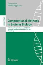 Computational Methods in Systems Biology (Lecture Notes in Computer Science, nr. 10545)