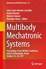 Multibody Mechatronic Systems (Mechanisms and Machine Science, nr. 54)