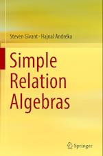 Simple Relation Algebras