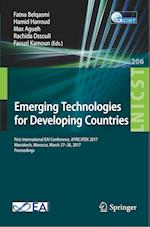 Emerging Technologies for Developing Countries : First International EAI Conference, AFRICATEK 2017, Marrakech, Morocco, March 27-28, 2017 Proceedings