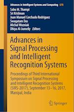 Advances in Signal Processing and Intelligent Recognition Systems : Proceedings of Third International Symposium on Signal Processing and Intelligent