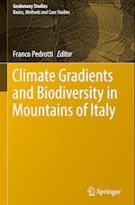 Climate Gradients and Biodiversity in Mountains of Italy (Geobotany Studies)