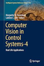 Computer Vision in Control Systems-4 : Real Life Applications