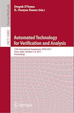 Automated Technology for Verification and Analysis : 15th International Symposium, ATVA 2017, Pune, India, October 3-6, 2017, Proceedings